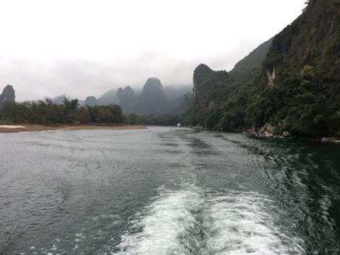 漓江四星游船旅游景点图片