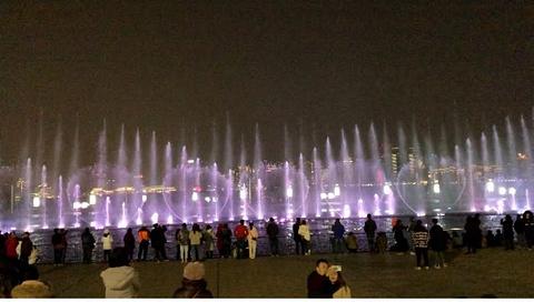 秋水广场旅游景点攻略图