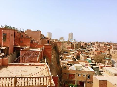喀什噶尔老城旅游景点图片