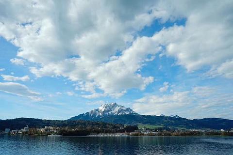卢塞恩湖旅游景点攻略图