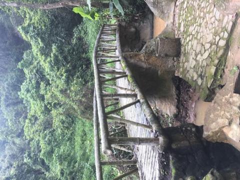 盘龙峡生态旅游区旅游景点攻略图