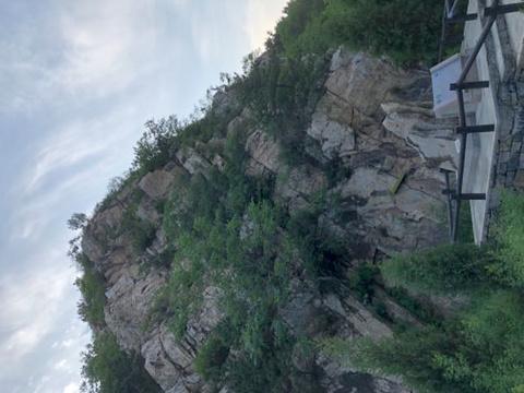 中上元古界国家级自然保护区旅游景点攻略图