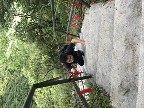 清远金子山原生态旅游风景区旅游景点图片