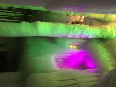 万年冰洞旅游景点图片