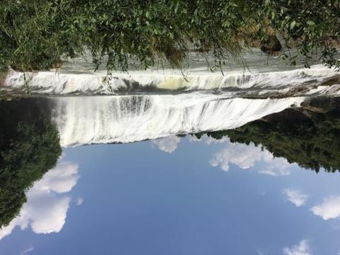 黄果树漂流旅游景点图片