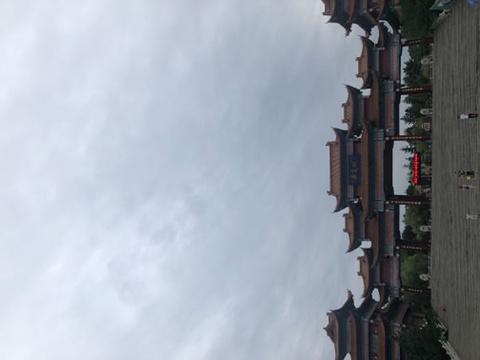 威海华夏城旅游景点攻略图