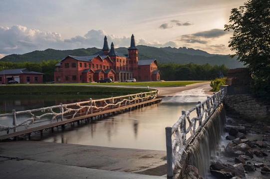 九峰山养心谷旅游景点图片