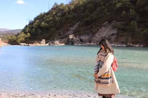甘海子旅游景点攻略图