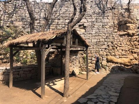 朱家峪旅游景点图片