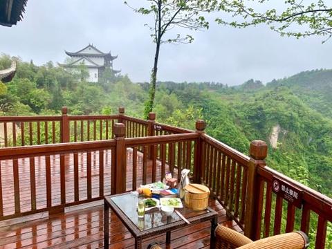 贵阳开阳云山茶海度假村旅游景点攻略图