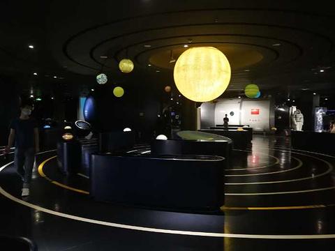 武汉科技馆旅游景点图片