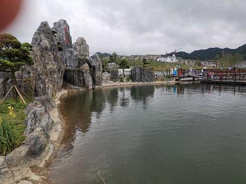 南天湖景区