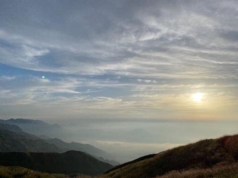 萍乡武功山风景区旅游景点图片